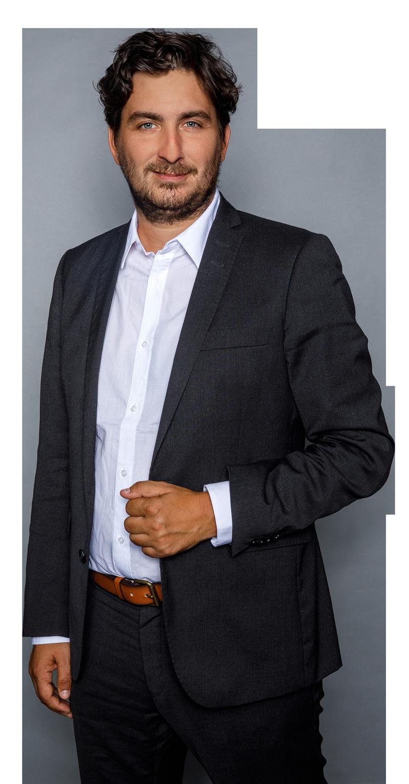 Félix Antoine Michaud - Équipe Trivium Avocats Rive-Sud